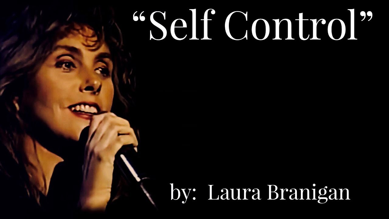 Self - Control (Laura Branigan Cover) - YouTube