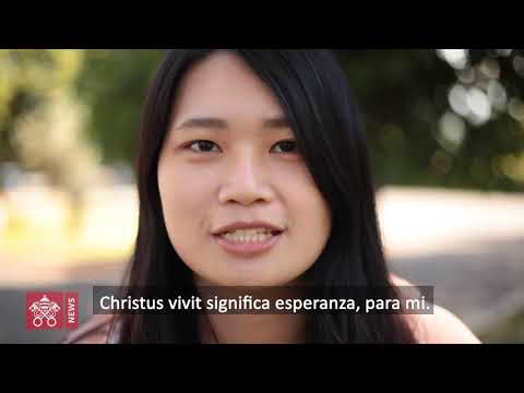 "La ""Christus Vivit"" Video-narrado Por Los Jóvenes Del Mundo"