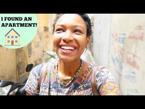 I FOUND A STUDIO! Apartment Hunting in Vietnam!  | charlycheer