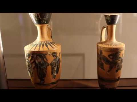 Αρχαιολογικό Μουσείο Θηβών / Archaeological Museum of Thebes, GREECE