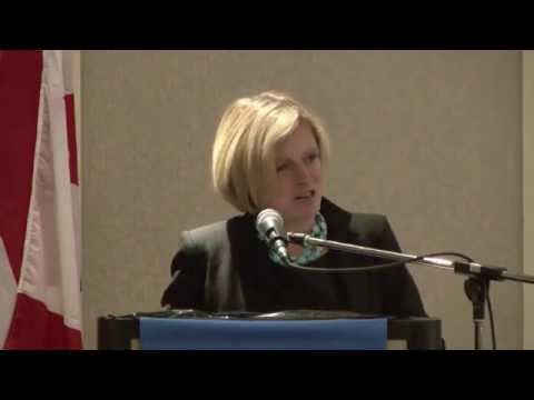 Premier Notley's Alberta Chambers of Commerce speech - Sept 22, 2015