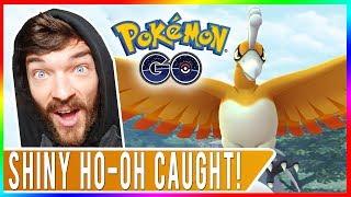 We Caught TWO Shiny Ho-Oh in South Korea! SHINY HO-OH HUNTING Pokemon GO