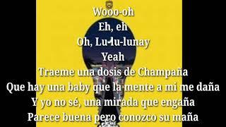 Luz Apaga (Letra/Lyrics) - Ozuna, Lunay & Rauw Alejandro feat Lyanno