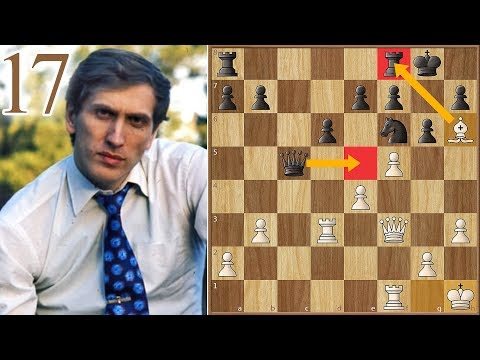 First Time For Everything | Spassky vs Fischer | (1972) | Game 17