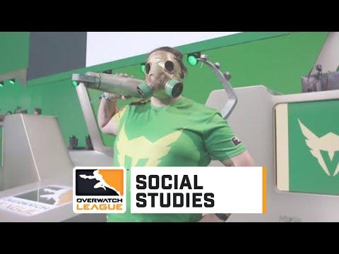 Los Angeles Valiant | Social Studies | Overwatch League