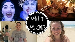 Chilling Out with The Addams Family | Watch Me, Wednesday!