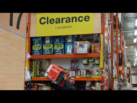 Best Clearance Tool Deals The Home Depot (January 2019)