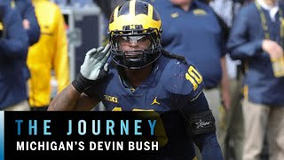 Behind the Scenes with Devin Bush | Michigan | Big Ten Football