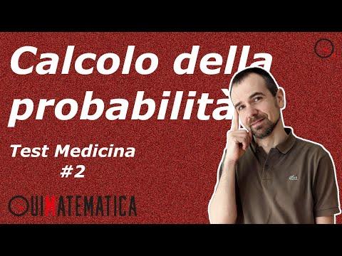 Come superare il TEST di ingresso a MEDICINA #2 | Probabilità