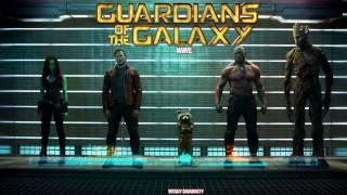 Guardians of the Galaxy soundtrack - Vitaliy Zavadskyy