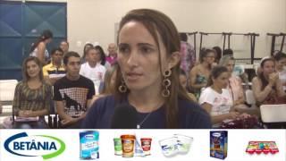 Regiane Marinho fala da realização do Curso profissionalizante de como realizar um parto