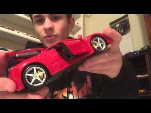 1:24 Model: Ferrari 458 Italia