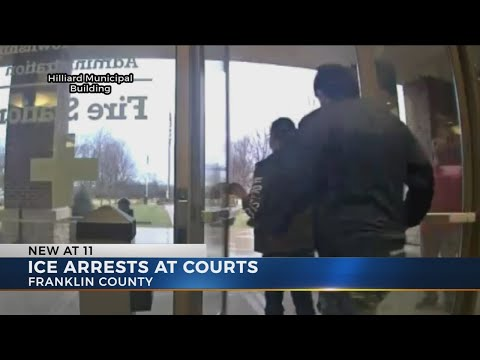 Attorney: Immigration agents are targeting Central Ohio traffic courts