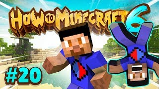 BASE JUMPING TOURNAMENT! - How To Minecraft #20 (Season 6)