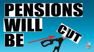 Pension Fund CUTS Are Coming To America! WARNINGS From California to New Jersey!