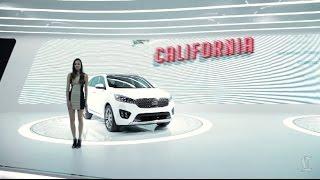 2014 L.A. Auto Show trends: smaller SUVs, bigger wheels and…champagne flutes?