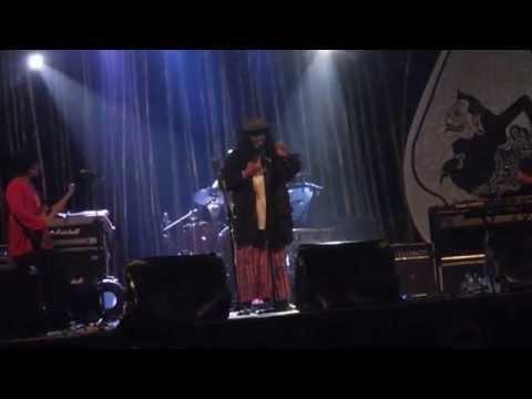 Dieng Culture Festival 2015 Performance Sujiwo Tejo Jazz Atas Awan