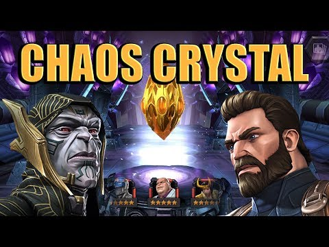 5 Star Chaos Crystal And More! | Marvel: Contest Of Champions