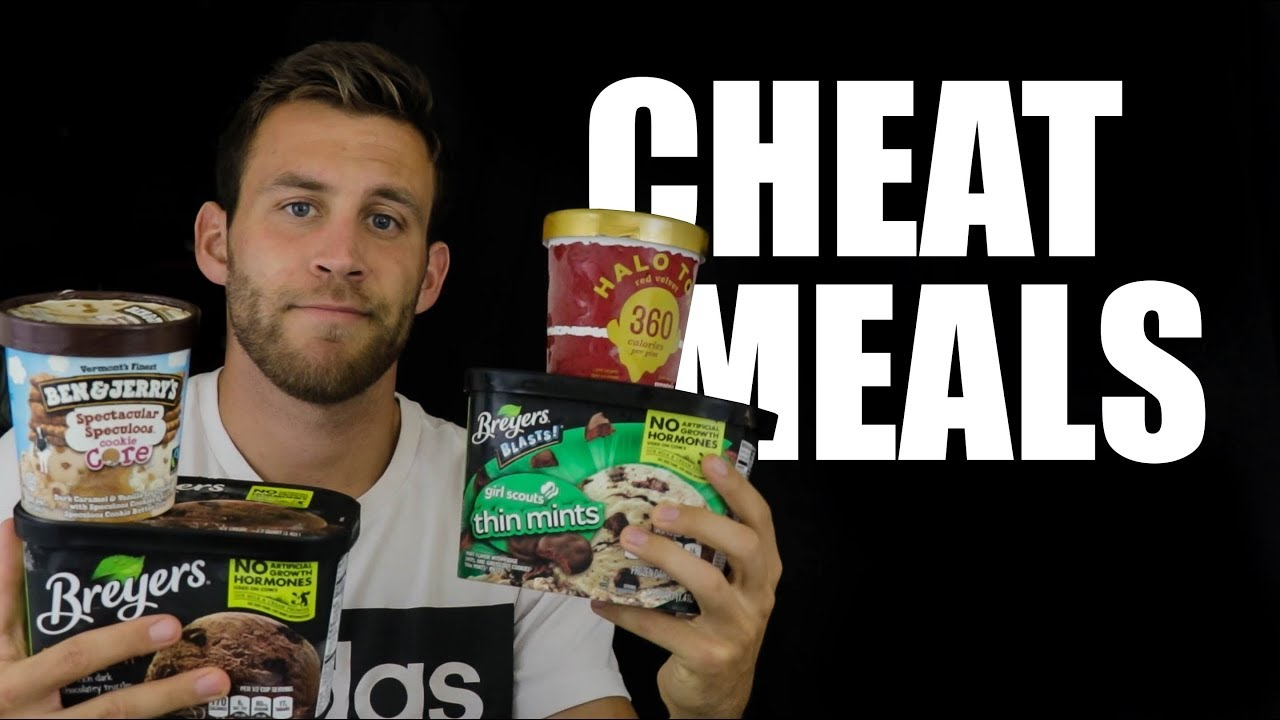 How I Plan Out My Cheat Meals