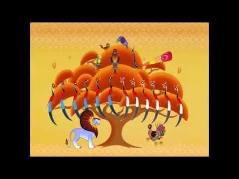 Tinga Tinga Tales - Birds Singing (Songs) Mash
