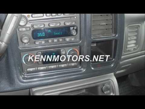 2005 chevy silverado z71 lifted for sale il youtube for Ken motors ottawa il