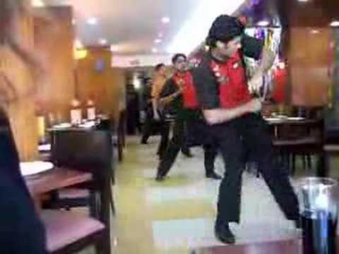 indian pizza hut dance