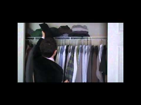 Wardrobe Purge: Clean Out Clutter
