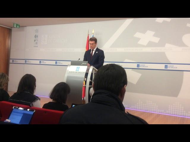 A Xunta destina 14 millones a mejorar internet de núcleos de menos de 300 personas