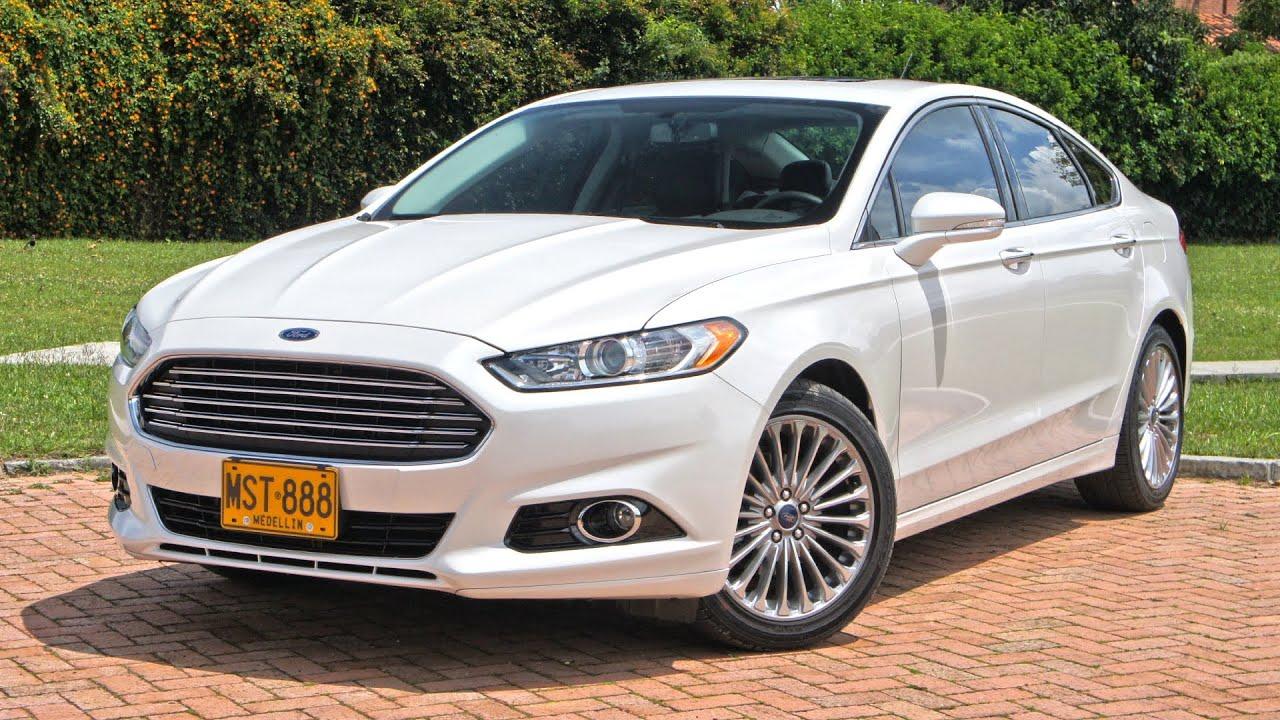 Ford Fusion Costo