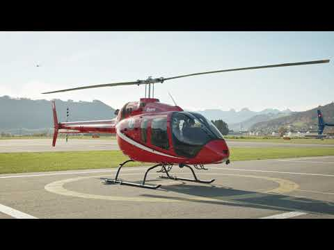 Why Mountainflyers Chose the Powerful Bell 505