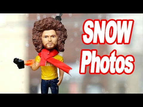 """How to Take Pictures in the Snow: How to get the Perfect Exposure In """"3 Shots Or Less"""" #07"""