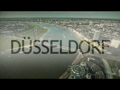 Düsseldorf: Ein Tag in einer Minute | Expedia