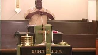 Apostle Carter Videau - Creating a deeper prayer life Part 10