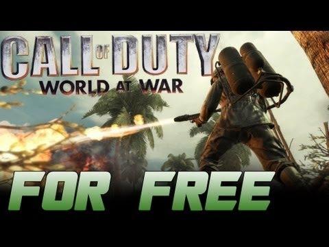 cod world at war multiplayer crack games