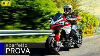 Ducati Multistrada 1200 Pikes Peak 2016 test Motoit