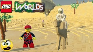 Video LEGO Worlds - Episódio #20 - A Múmia e o Alpinista - Caraca Games download MP3, 3GP, MP4, WEBM, AVI, FLV Juli 2018