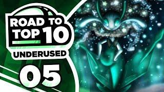 pokemon road to top 10