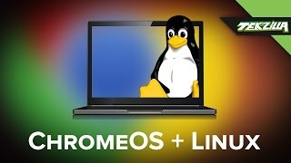 Install Linux On A Chromebook!