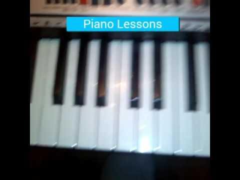 Алена даст на Piano Lessons