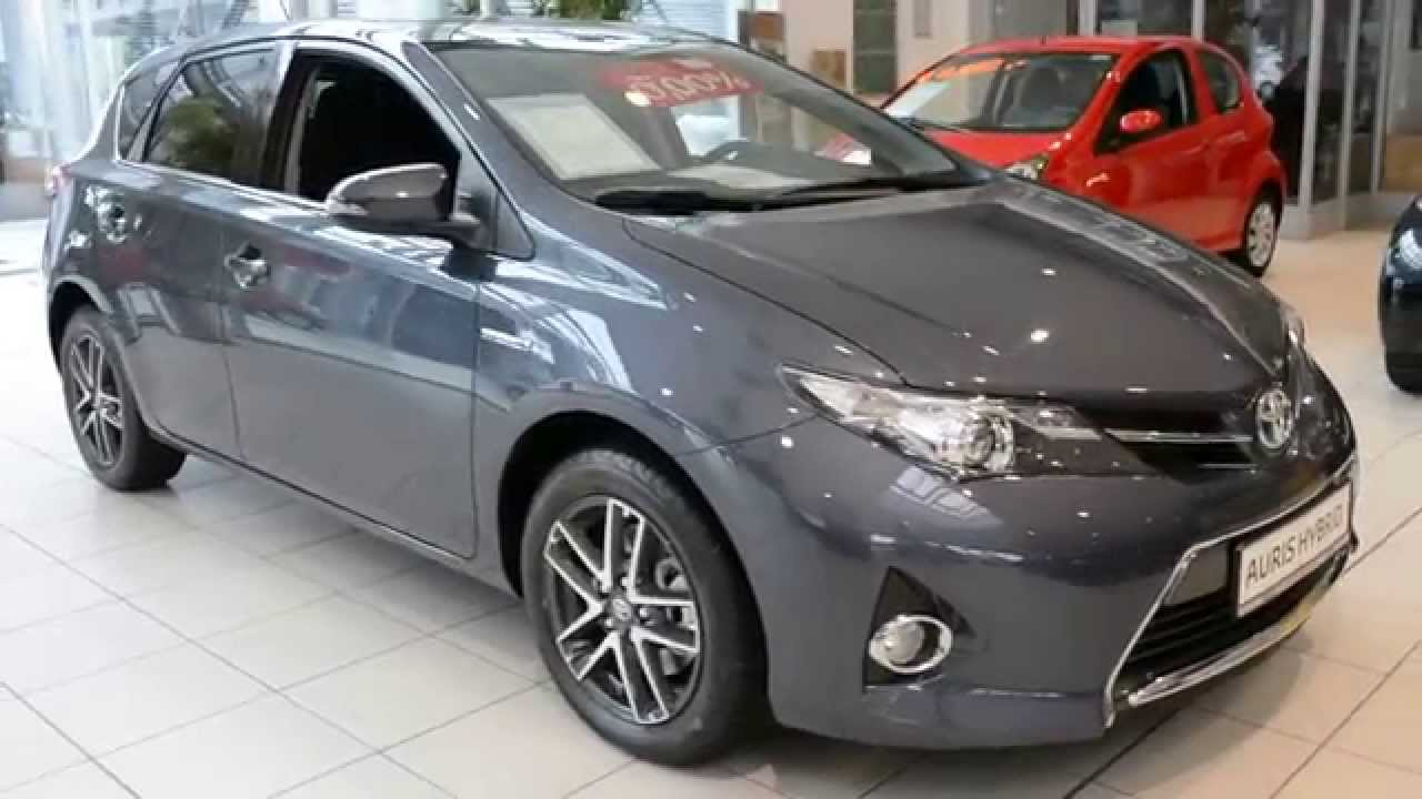 2015 new toyota auris hybrid edition youtube. Black Bedroom Furniture Sets. Home Design Ideas