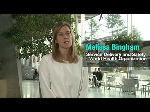 WHO: Women in Health - Melissa Bingham on Nursing