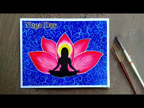 international-yoga-day-drawing-2019-|-how-to-draw-international-yoga-day-poster-step-by-step