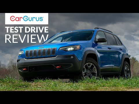 2019 Jeep Cherokee - Overview - CarGurus