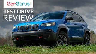 2019 Jeep Cherokee | CarGurus Test Drive Review