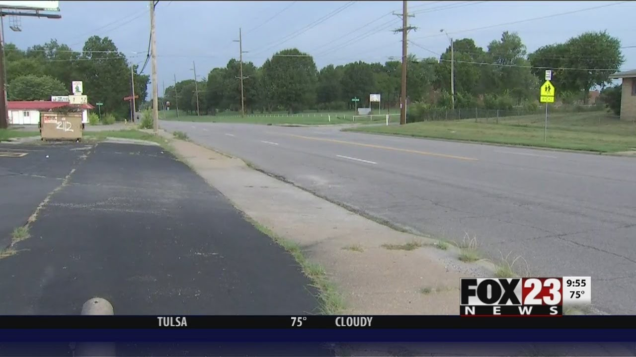 VIDEO: Cyclist killed in northwest Tulsa hit-and-run crash