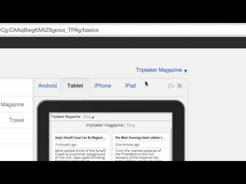 Google Play Newsstand: How can I include my content on Google Play Newsstand?