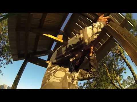 GoPro: Blasting Clays Fishhawk Sporting Clays Florida