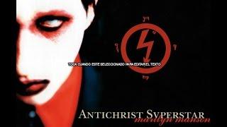 Скачать Marily Manson Antichrist Superstar Full Album