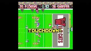 Tecmo Bowl Throwback -- All-Star Game (2D)