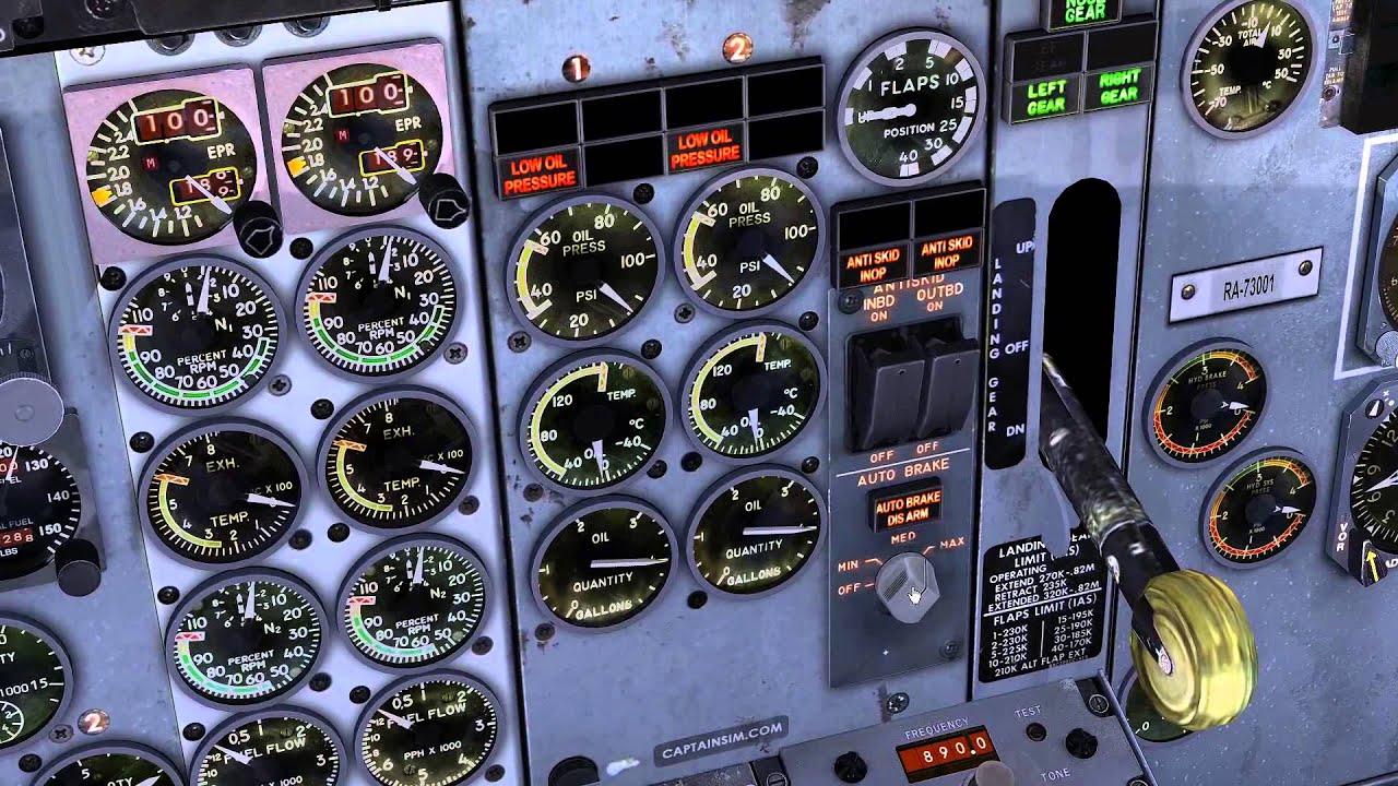Prepar3D v3 2: Boeing 737-200 by Dmitry Tester